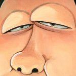 お笑い芸人の小藪さんの似顔絵(Miiを使って描くコツも紹介)そしてそれがマツコさんの番組に出たよ