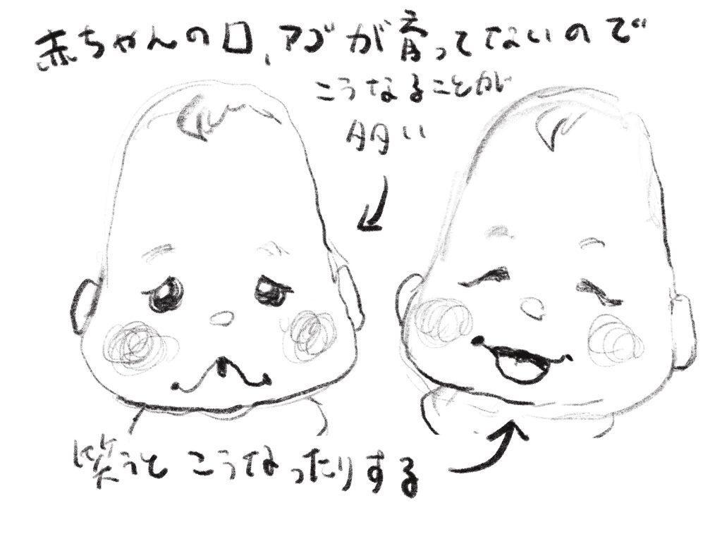 似顔絵画家が教えるイラストの口の描き方老若男女の種類もざっくりと